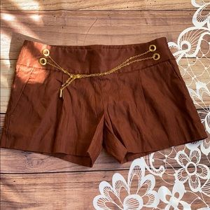 Victoria secret brown shorts